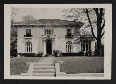 Washington Boulevard Headquarters Exterior Photograph, c. 1961