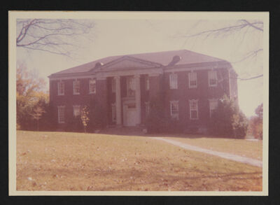 Alpha Omega Chapter House Photograph