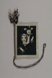 Alpha of Alpha Chi Omega Spring Formal Dance Card, May 2, 1936