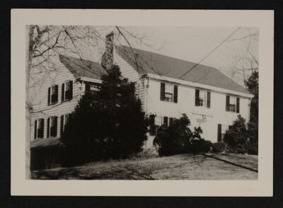 Gamma Sigma Chapter House Photograph