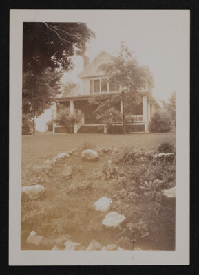 Mrs. MacDowell's Home Photograph, 1947