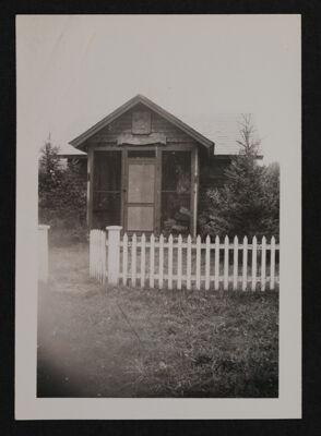 Star Studio Exterior Photograph, 1947