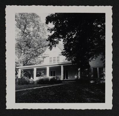 Gamma Lambda Chapter House Photograph
