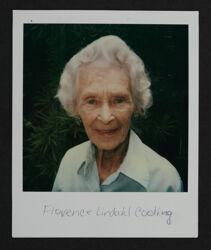 Florence Lindahl Cooling Photograph