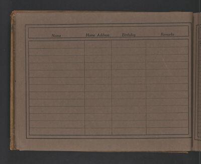Alvena Smith Scrapbook, Page 8