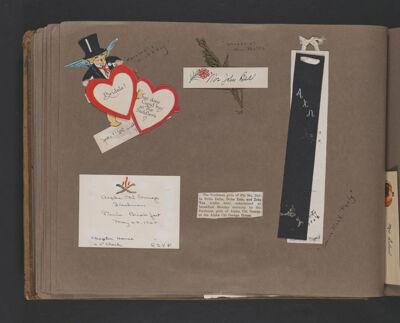 Alvena Smith Scrapbook, Page 32