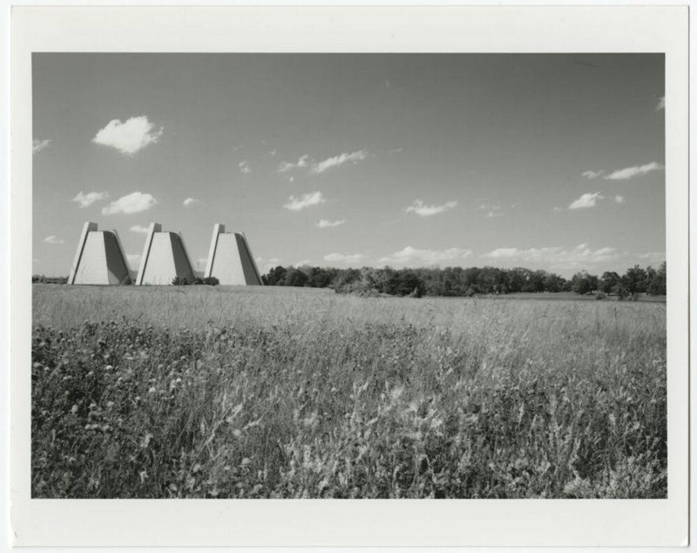 The Pyramids, 1972