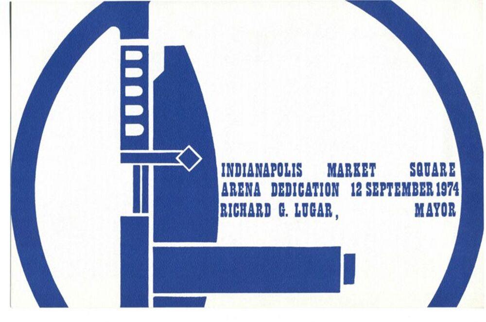 Market Square Arena, 1974
