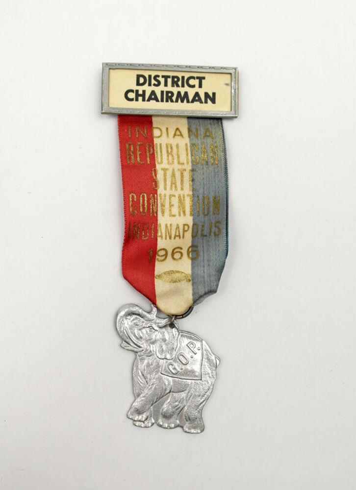 District Chairman, 1956
