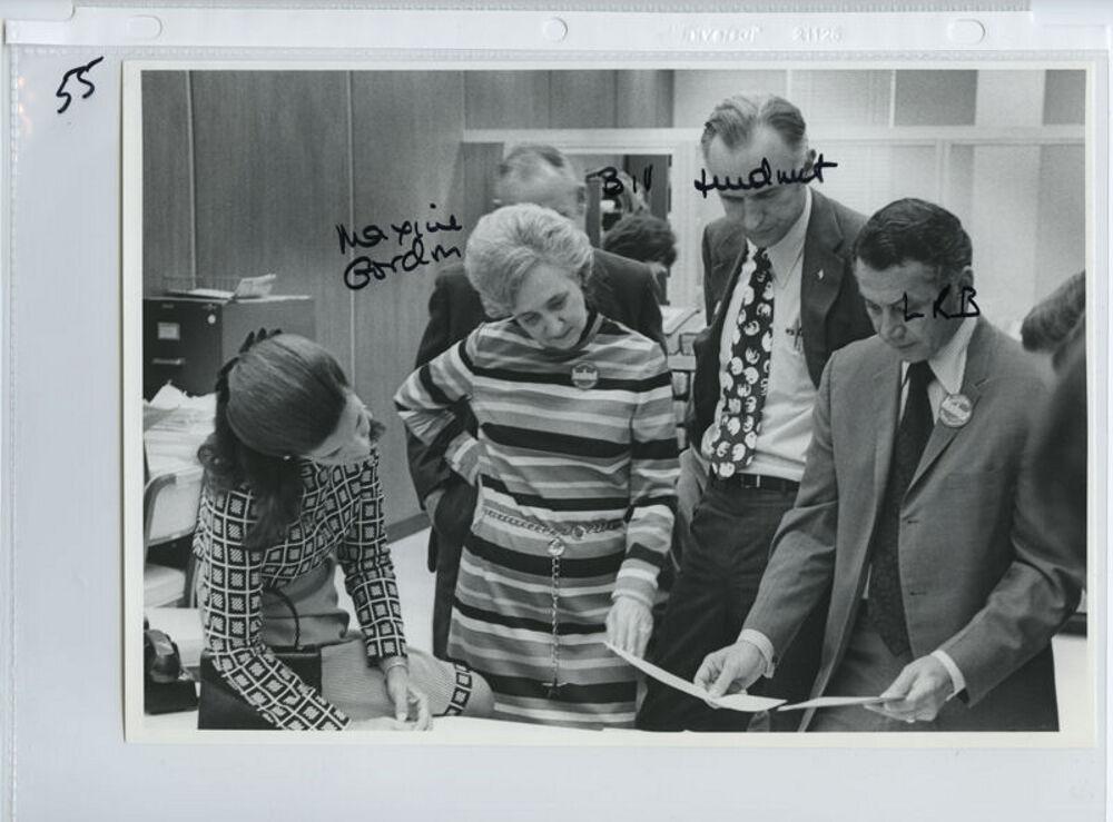 The Hudnut Campaign, 1972