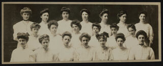 Just for Fun Club of DePauw Photograph, 1907