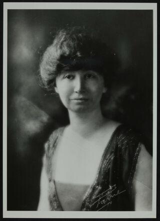 Lillian McClausland Photograph