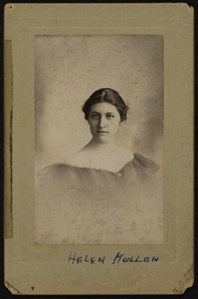 AOII's First Lawyer - Helen St. Clair Mullan