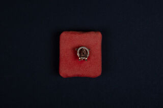 Helen St. Clair Mullan Badge
